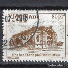 Sellos: VIETNAM - SELLO USADO. Lote 136887518