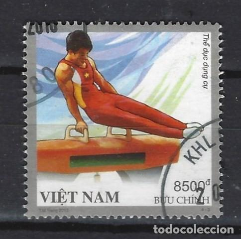 VIETNAM - SELLO USADO (Sellos - Extranjero - Asia - Vietnam)