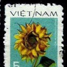 Sellos: VIETNAM SCOTT: 921-(1978) (GIRASOL) USADO. Lote 150490286