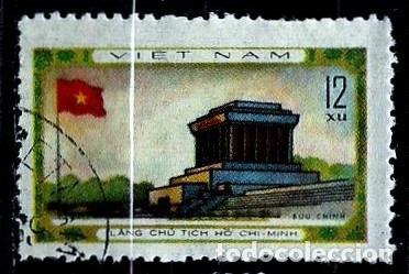 VIETNAM SCOTT: 937-(1978) (MAUSOLEO DE HO CHI MINH) USADO (Sellos - Extranjero - Asia - Vietnam)