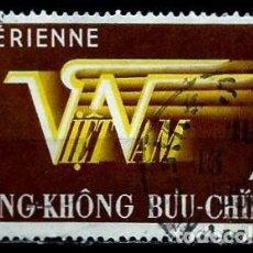 Sellos: VIETNAM-SUR SCOTT: C2-(1953)-(CORREO AEREO) USADO. Lote 150562910