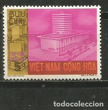VIETNAM DEL SUR YVERT NUM. 518 ** SERIE COMPLETA SIN FIJASELLOS (Sellos - Extranjero - Asia - Vietnam)