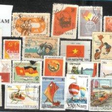 Sellos: LOTE DE SELLOS DE VIETNAM. Lote 203009796