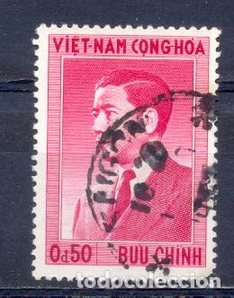 VIETNAM,CONG HOA 1956 (Sellos - Extranjero - Asia - Vietnam)