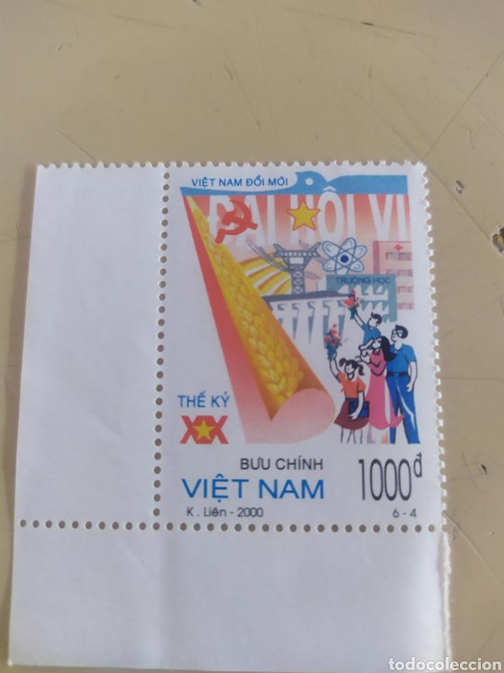SELLO DE VIETNAM AÑO 2000 NUEVO (Sellos - Extranjero - Asia - Vietnam)