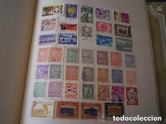 VIETNAM - PARAGUAY LOTE DE 39 SELLOS (Sellos - Extranjero - Asia - Vietnam)