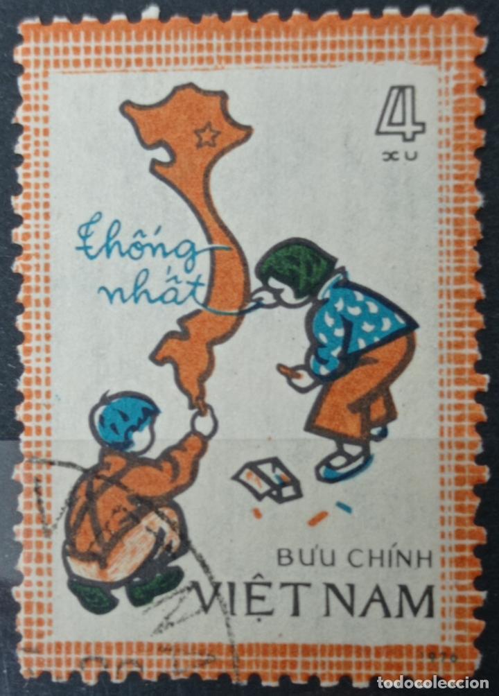 SELLO VIETNAN (Sellos - Extranjero - Asia - Vietnam)