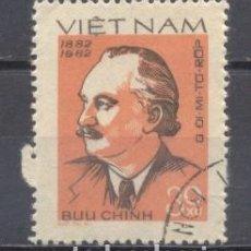 Sellos: VIETNAM,1982,DIMITROV BULGARIAN. Lote 240720260