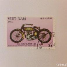 Selos: AÑO 1985 VIETNAM SELLO USADO. Lote 275088463