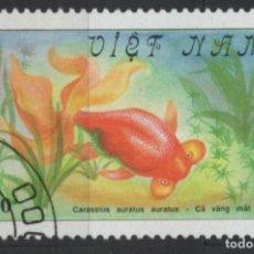 Francobolli: VIETNAM 1990 PEZ SELLO USADO * LEER DESCRIPCION. Lote 278271458