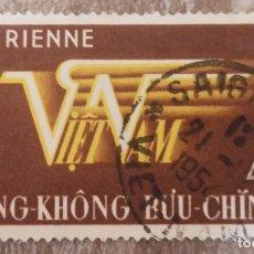 Sellos: VIETNAM-SUR (1953)-(CORREO AEREO) USADO. Lote 278502083