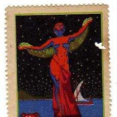 Sellos: VIÑETA - EXPOSICIÓN INTERNACIONAL DE BARCELONA 1929. Lote 24782953