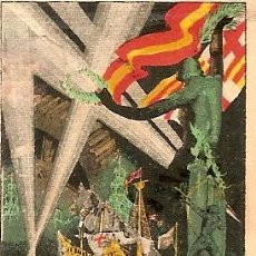 Sellos: VIÑETA EXPOSICION INTERNACIONAL DE BARCELONA 1929. 5,5 X 3,5 CM.. Lote 8061168