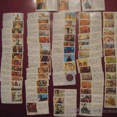 Sellos: HISTORIA DE CATALUNYA BARNAFIL,1979-72 VIÑETAS DE 25,50 Y 125 PTAS.PROCEDENTES DE HOJA BLOQUE.. Lote 23270203