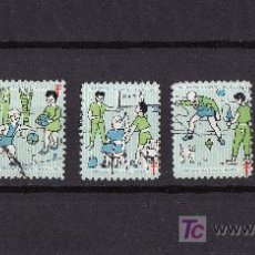 Sellos: VIÑETAS TUBERCULOSIS VENEZUELA NAVIDAD 1966. Lote 26637980