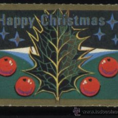 Sellos: S-4551- USA. VIÑETA HAPPY CHRISTMAS. Lote 30777349