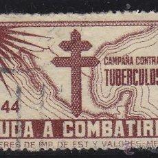 Francobolli: VIÑETA VIÑETAS : MEJICO MEXICO AÑO 1944 AYUDA A COMBATIRLA CONTRA TUBERCULOSIS / PRO TUBERCULOSOS . Lote 40356064