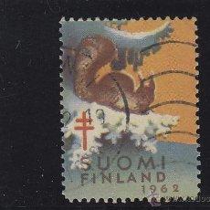 Francobolli: VIÑETA VIÑETAS : FINLANDIA SUOMI FINLAND AÑO 1962 NAVIDAD CONTRA TUBERCULOSIS / PRO TUBERCULOSOS. Lote 40356220
