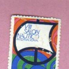 Sellos: VINETAVII SALON NAUTICO INTERNACIONAL DE BARCELONA 1970. Lote 45655642