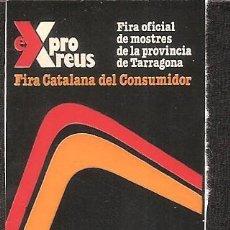 Sellos: VIÑETA REUS 1982 FIRA OFICIAL DE LA PROVINCIA DE TARRAGONA. Lote 46503009