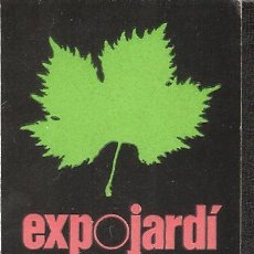 Sellos: VIÑETA REUS 1982 EXPOJARDI. Lote 46503035