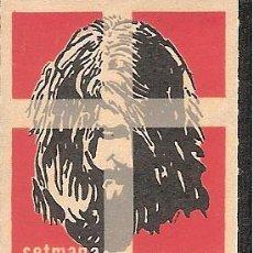 Sellos: VIÑETA REUS 1972 SEMANA SANTA. Lote 47099419