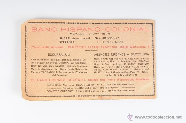 Sellos: CARNET SEGELL PRO-INFANCIA 2ª CAMPAÑA AÑO 1934 CON 20 SEGELL CATALA - Foto 3 - 53255230