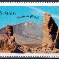 Sellos: STA CRUZ TENERIFE.EL TEIDE. CAMARA OFICIAL DE COMERCIO,INDUSTRIA Y NAVEGACION 0,10 PTAS**MNH(17-319). Lote 76424031