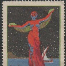 Sellos: LOTE A SELLOS VIÑETA AÑO 1929 EXPOSICION BARCELONA. Lote 139396125