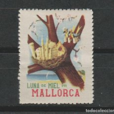 Sellos: LOTE A VIÑETA MALLORCA ANTIGUA. Lote 236380635