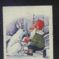 Sellos: S-3112- NORUEGA, NORGE, GLEDELIG FUL. CRUZ ROJA 1990.. Lote 156615898