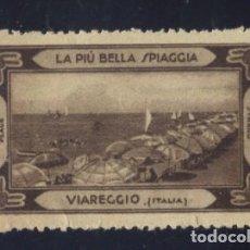 Sellos: S-3121- ITALIA. VIÑETA. VIAREGGIO.. Lote 156678370