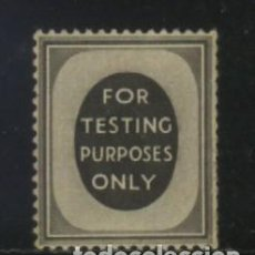 Sellos: S-3124- FOR TESTING PURPOSES ONLY. Lote 156679506