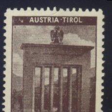 Sellos: S-3132- AUSTRIA. TIROL. INNSBRUCK DENKMAL. Lote 156738446