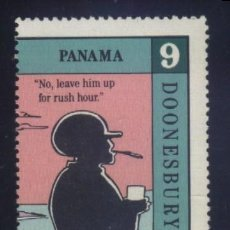 Stamps - S-3455- VIÑETA. USA. DOONESBURY. PANAMA. PROCONSUL DUKE. - 160552838