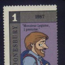 Stamps - S-3611- VIÑETA. USA. DOONESBURY. THE LOST YEAR. - 162308734