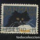 Sellos: S-3632- DINAMARCA. DANMARK. JUL 1973.. Lote 162339442