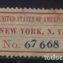 Sellos: S-3792- UNITED STATES OF AMERICA. NEW YORK. EXCHANGE.. Lote 164914554