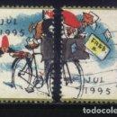 Sellos: S-3810- DINAMARCA. DANMARK. JUL 1995.. Lote 164930758