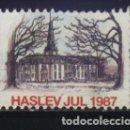 Sellos: S-4069- DINAMARCA. DANMARK. HASLEV JUL 1987. Lote 168620848