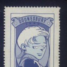Sellos: S-4144- VIÑETA. USA. DOONESBURY. J.J. CAUCUS. Lote 171191617