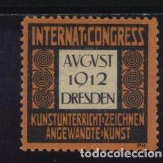Sellos: S-4146- ALEMANIA GREMANY. AVGVST 1912 DRESDEN. Lote 171223892