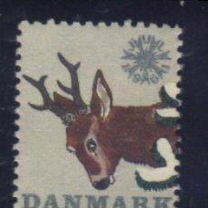 Sellos: S-4153- DINAMARCA. DANMARK. JUL 1961.. Lote 172789338