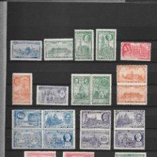 Sellos: PARIS AÑO 1900 NUEVAS 26 VIÑETAS DE LA EXPO DIFERENTES. Lote 194287766
