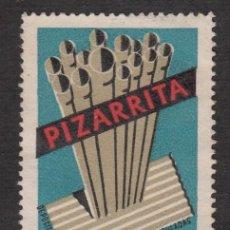 Francobolli: VIÑETA - DEPÓSITOS DE AGUA, TUBOS, CHAPAS PIZARRITA . Lote 198928835