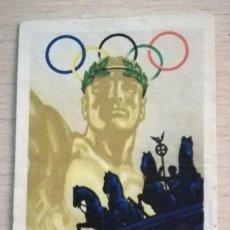 Sellos: VIÑETA JUEGOS OLIMPICOS DE BERLIN 1936.ALEMANIA. Lote 210355841