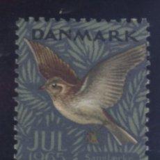Sellos: S-5452- DINAMARCA. DANMARK. JUL 1965... Lote 218233140