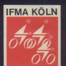 Sellos: S-5455- IFMA KÖLN 1966. Lote 218234196