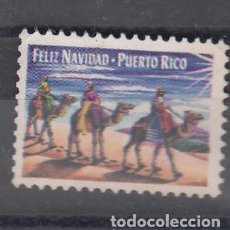 Timbres: PUERTO RICO. VIÑETA. FELIZ NAVIDAD.. Lote 235810900