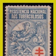 Sellos: VIÑETAS, PORTUGAL 1929 ASISTENCIA NACIONAL A LOS TUBERCULOSOS (O). Lote 242897915